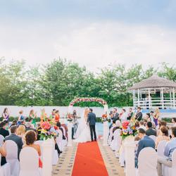 salon du mariage saftica cununie in aer liber