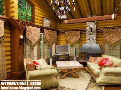 Country Style Living Room 2014, Country Living Room Ideas, Photos