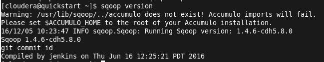 Sqoop Part 1- Import data from RDBMS directly into hive in