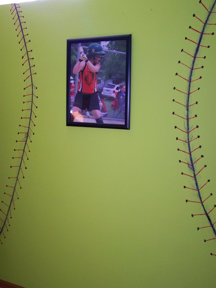 Softball Bedroom Decorations Design And Ideas 2