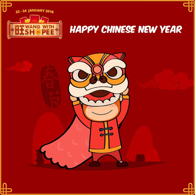 Online searches on Shopee increased by 32% in line with upcoming Chinese New Year