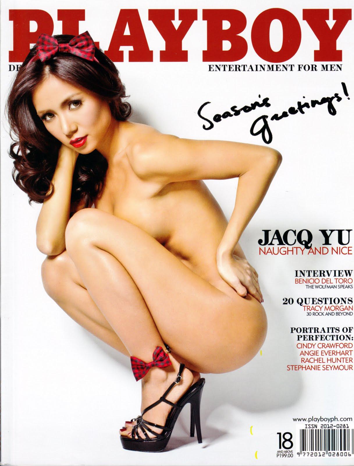 jacq yu sexy playboy cover