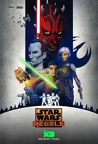 Star Wars Rebels Temporada 3 Online