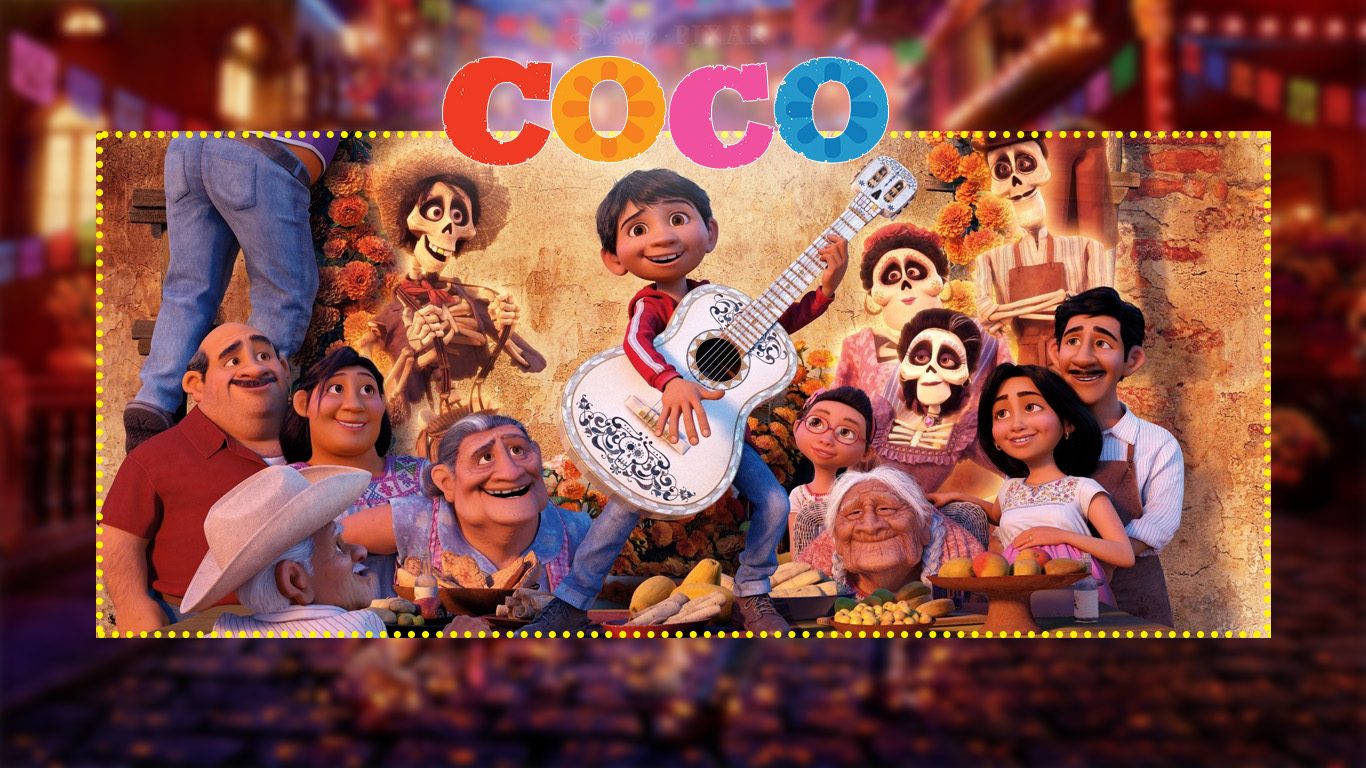Proud Corazón Coco Movie