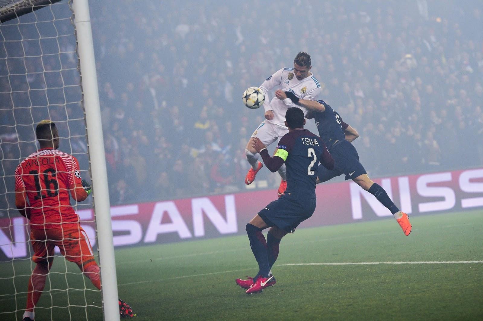 Falta hacía que el Madrid congelase París con todo lo que había ardido.  Espoleado por la humillante derrota contra el Barça el año pasado y por la  inversión ... 0bcee1768dc40