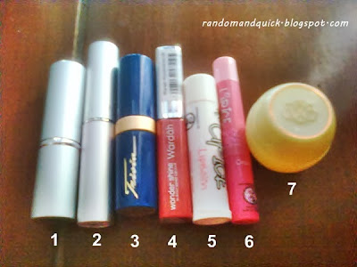 Random Wonderland: What's in My Makeup Kit