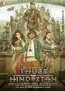 Thugs of Hindostan First Look Poster 10