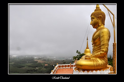 krabi, tiger caves, wat tham sua, karst, temple, thailand, phuket, asean, asia, south east asia, backpacking, travel, buddha