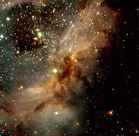 Star-Forming Region Messier 17