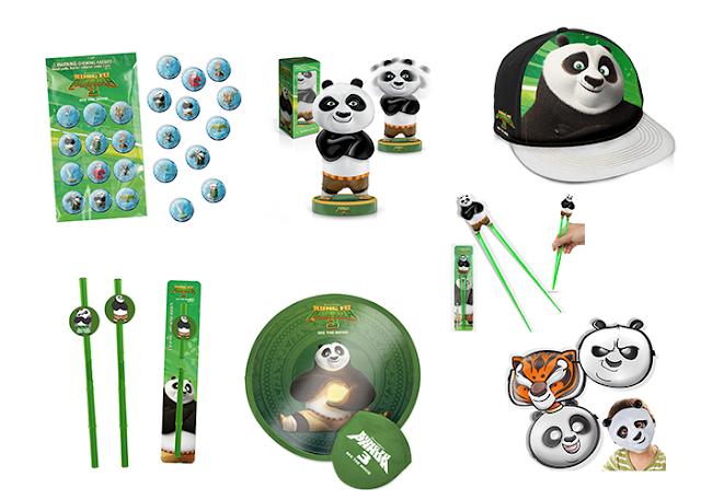 Concurso 'Kung Fu Panda 3': Tenemos lotes de merchandising para vosotros