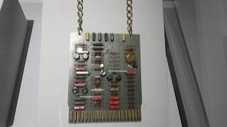 Collier Circuit imprimé et transistors