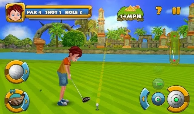 Golf ChampionChip