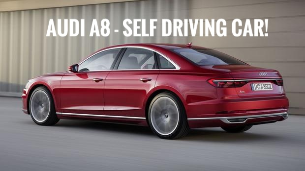 Audi A Self Driving Car Glanceinfo - Audi self driving car