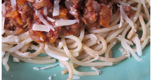 #197 The Case of Anne's Favourite Spaghetti with Neat Sauce