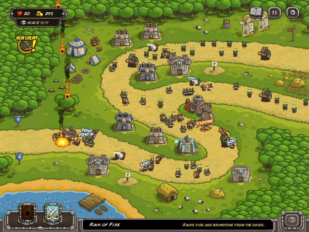 Browser Games Tower Defense