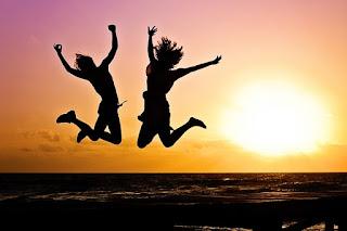 kunci menjalani hidup dengan tenang dan bahagia