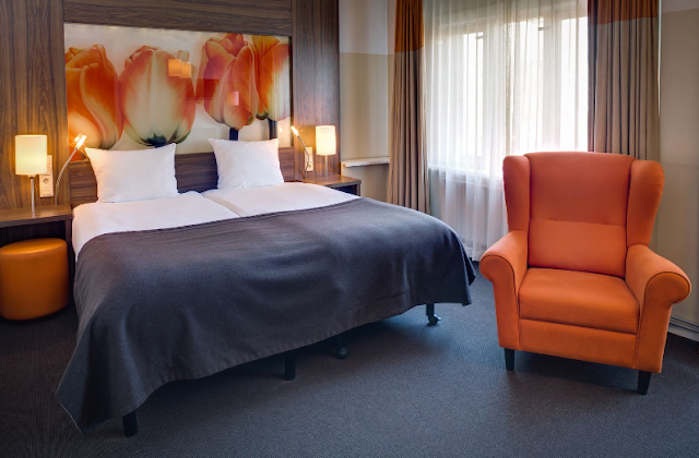 Hotéis GLS em Amsterdã