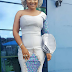 Mercy Aigbe Steps Out For Kemi Afolabi's Father-In Law' Burial