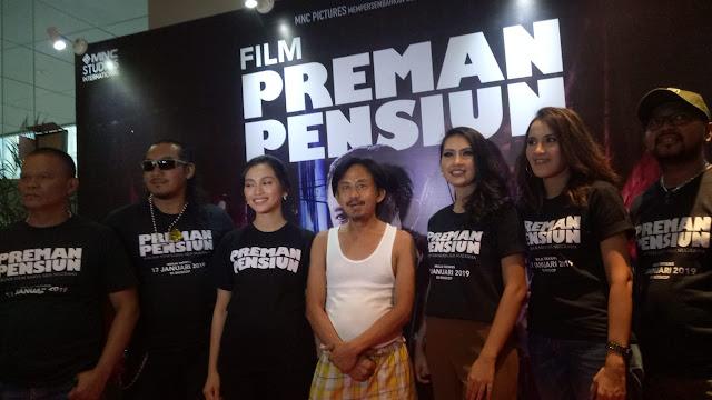 Film Preman pensiun, Film terbaru di indonesia