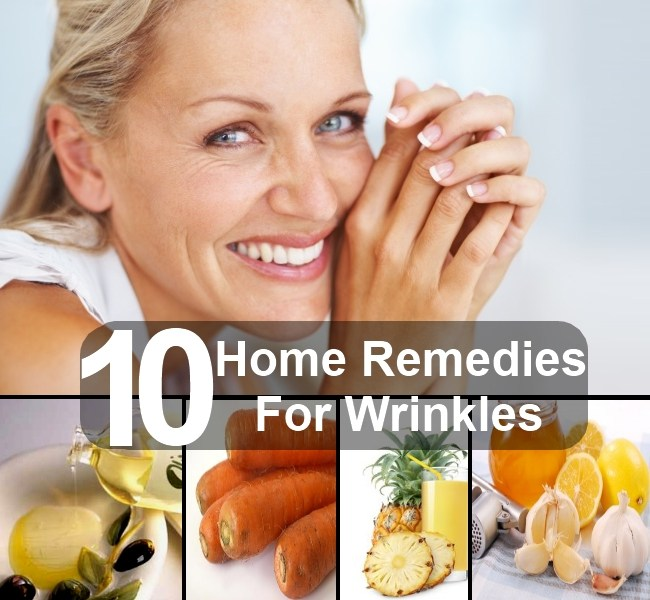 best home remedies for wrinkles online my care