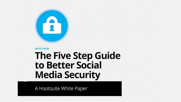 The Five-Step Guide for Better Social Media Security - 100% Free