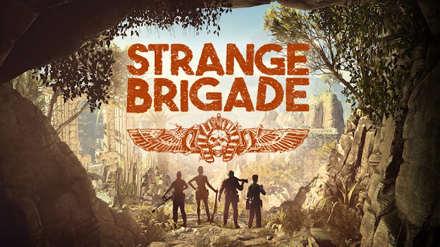 """""""Strange Brigade"""" Game phêu lưu thần thoại 2018"""