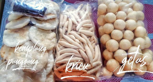 snack yang terbuat dari ikan, oleh-oleh khas Toboali