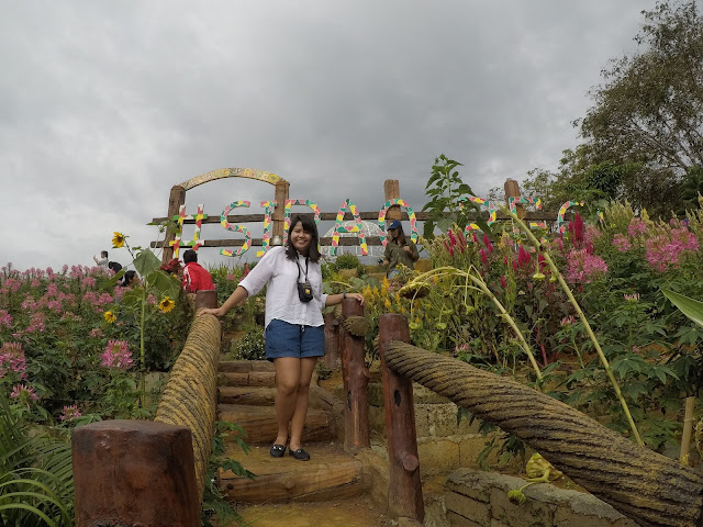 Sirao Flower Garden in Cebu City