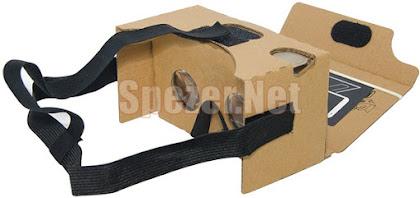 Google Virtual Reality (VR) Cardboard