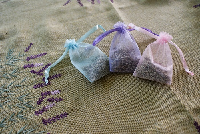 lavender bag diy home
