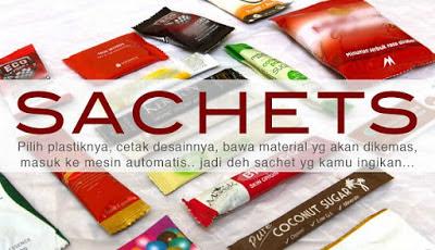 Jasa Filling Sachet Murah di Bandung