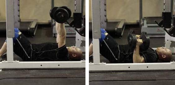 latihan gym untuk membuat Anda lebih berotot