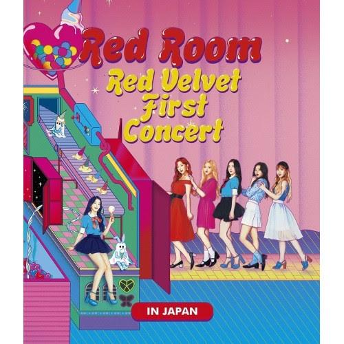Red Velvet 1st Concert Red Room in JAPAN rar, flac, zip, mp3, aac, hires