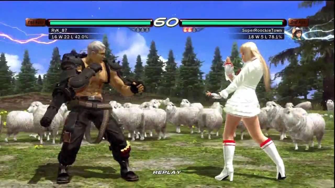 Download Game Tekken 6 PSP for PC - Game Tegal