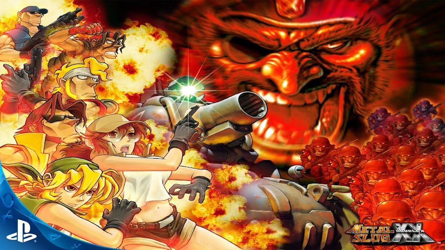 metal slug xx for ps4