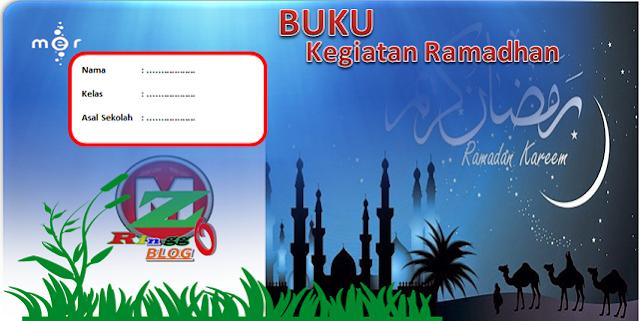 Buku Kegiatan Ramadhan Siap Cetak
