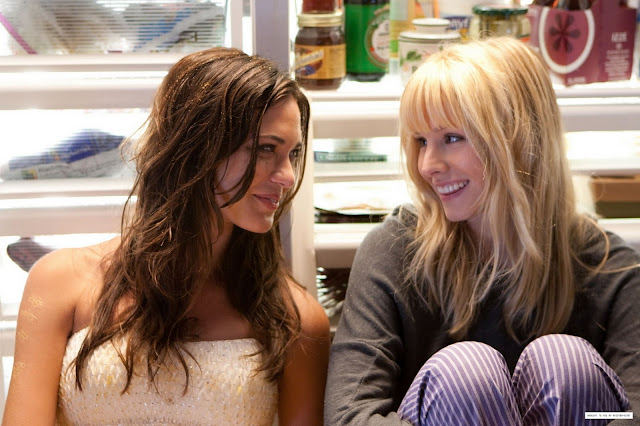 "'You Again' (2010) – Kristen Bell in Disney's Comedy about ""Frenemies."" Review of the fun film with Jamie Lee Curtis and Victor Garber. Text © Rissi JC"