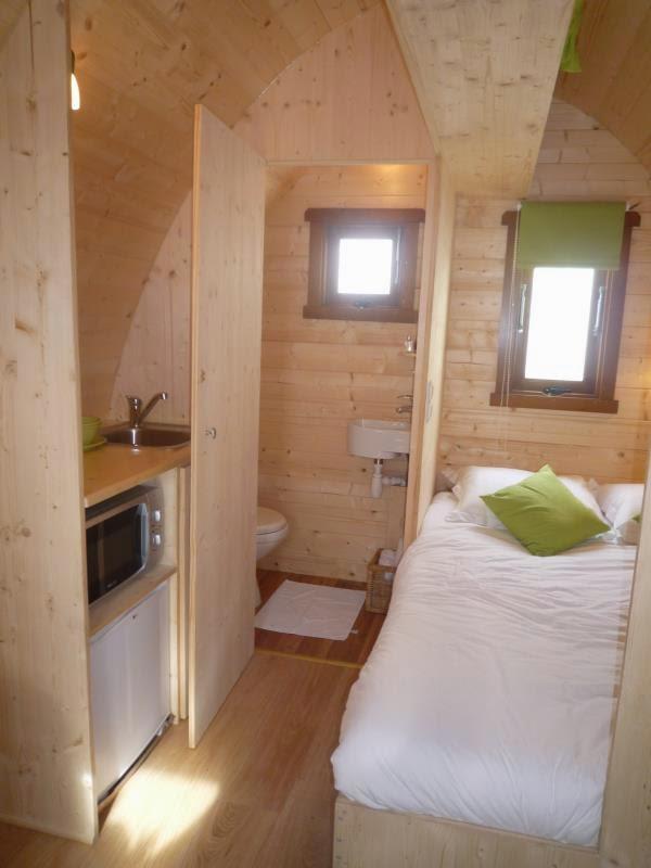 Case prefabbricate in legno for Casa mobile in legno