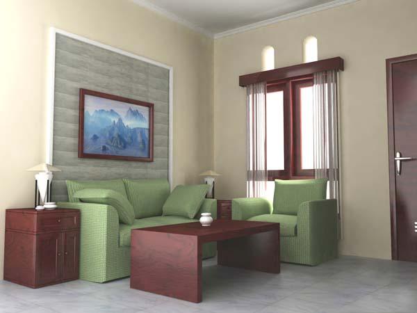 Interior Rumah Minimalis Tipe 36 dan 45