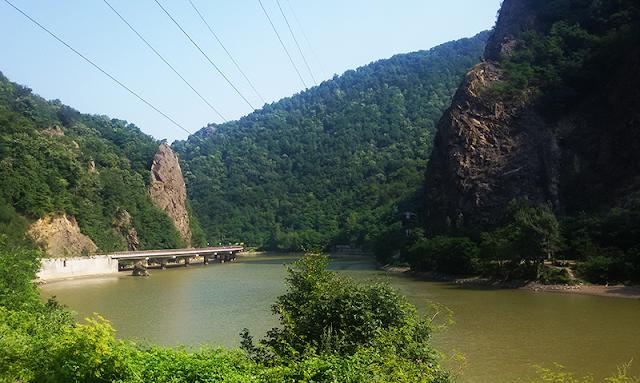 Panorama Valea Oltului