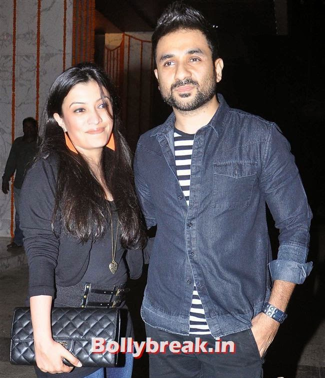 Vir Das, Bollywood Celebs at Kangana Ranaut Birthday Bash Pics