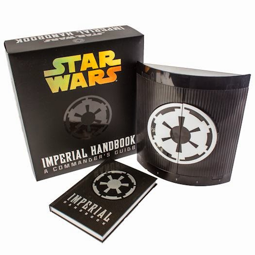 Feature: Star Wars: Imperial Handbook by Daniel Wallace