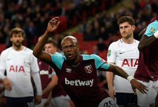 Tottenham Hotspur vs West Ham United 2-3 Video Gol & Highlights