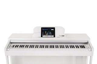 The One Smart Piano 88 Key Home Digital Piano Grand Graded