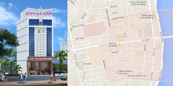 Truyền hình cáp SCTV tại phường Hải Châu 1, quận Hải Châu, Đà Nẵng