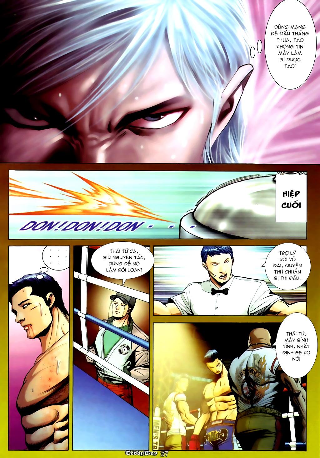 Người Trong Giang Hồ NetTruyen chap 889 - Trang 20