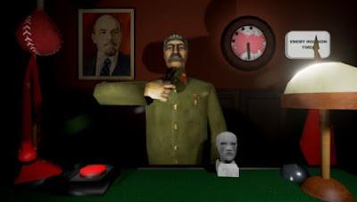 Gameplay Calm Down Stalin