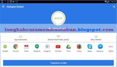 Cara Membuka Situs Yang Diblokir Internet Positif di Google Chrome