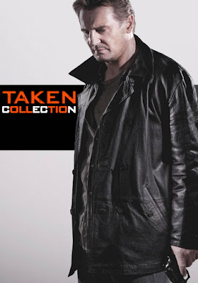 Taken Coleccion DVD R1 NTSC Latino