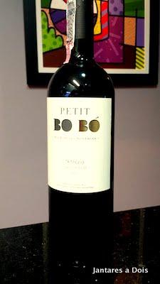 foto vinho petit bobo